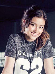 Adorable and beautiful Liza Soberano. My Beauty, Asian Beauty, Lisa Soberano, Filipina Beauty, Bollywood Actress Hot, Asian Hotties, Teen Actresses, Cute Japanese, Beautiful Asian Women