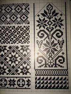 Trendy knitting charts hats mittens pattern ideas