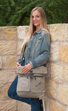 Sunsa Vintage Tasche Umhängetasche Schultertasche Canvas Leder Canvastasche Vintagetasche Ledertasche Segeltuch Retro