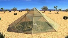 This Innovative Greenhouse Makes It Possible to Grow Crops Even in the Desert!. Farming can be extremely difficult in the areas that lack humidity and experience high temperatures and frequent droughts. However, a new innovative…