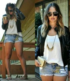 Love. But with ripped pants