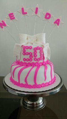 Cake 50 años