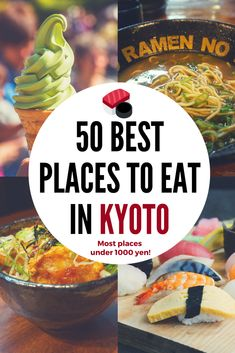 50 Best Places to Eat in Kyoto Pin 1