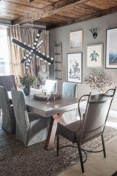 My 2017 HGTV Dream Home tour - dining room inspiration