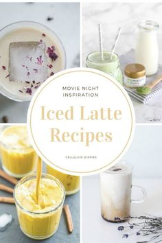 Movie Night Inspiration: Best Iced Latte Recipes For Summer Movie Nights http://www.celluloiddiaries.com/2017/06/best-iced-latte-recipes.html