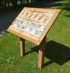 outdoor information kiosk kiosk pinterest outdoor brochures and kiosk. Black Bedroom Furniture Sets. Home Design Ideas