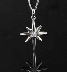 North Star Pendant - Sky Jewelry by Baytowne Jewelers, makes me think of you.