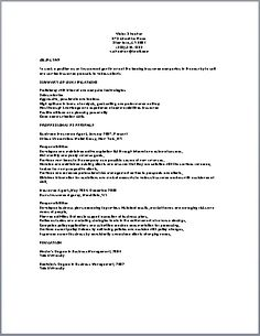 Business Analyst Resume  Resume Examples    Business