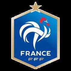 France Kit, France Euro, France Team, Germany National Football Team, Football Team Logos, Soccer Logo, Sports Logos, Football Soccer, Football Players