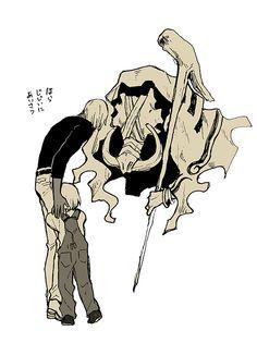 Blood Blockade Battlefront, Latest Series, Anatomy Drawing, Human Soul, New Chapter, Sherlock, Amazing Art, Anime Art, Hero
