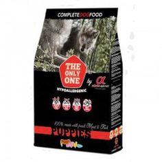 Alpha Spirit Alimento Puppies Multi Protein 3 kg
