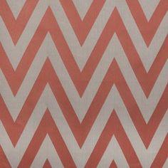 Hertex Fabrics - Chevron Coral Hertex Fabrics, Furniture Decor, Chevron, Living Spaces, Coral, Cushions, Fancy, Pretty, Collection