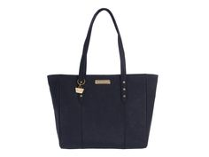 Portobello 'Tyra' Navy Saffiano Leather Handbag  #myluxury #bags #envy #style #fashion