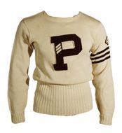 1930s-40s Collegiate Sweater