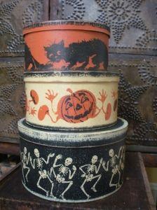 Halloween Box Set Www.primitivebeginnings.com