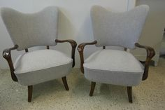Armchairs, Dining Chairs, Furniture, Home Decor, Art Deco, Wing Chairs, Couches, Decoration Home, Room Decor