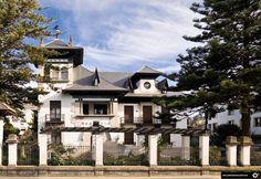 Palacio Arias Martinez Navia Asturias.Hoy covertido en Hotel