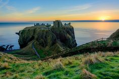https://flic.kr/p/RddeYp | Dunnotter Castle Sunrise, Scotland. | Unfortunately I have had an accident on location and completely ruined my camera equipment. This means that there will be a big gap until my next shot. Anyway many thanks to all my friends on Flickr who continue to follow me! Let's hope that my insurance company will pay out and I'm back taking more pictures in the near future.