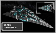 Starmade: Arrowhead by BlindSnipeFreeLancer