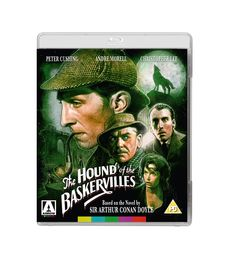 The Hounds of the Baskervilles - on Blu-ray 1st June