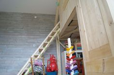 Hochbett bauen