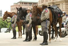 Texas State Trooper DPS