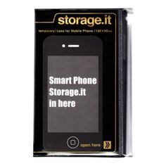 Mark's Mobile Storage.it Notebook - Black | Free UK delivery on all orders over £10