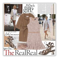 """Holiday Sparkle With The RealReal: Contest Entry"" by kirathelovergirl ❤ liked on Polyvore featuring STELLA McCARTNEY, Lanvin, Nicholas Kirkwood and Chanel"
