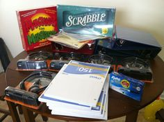 School supplies, headphones and games! (Spanish class) - reddit Gifts for the Teachers
