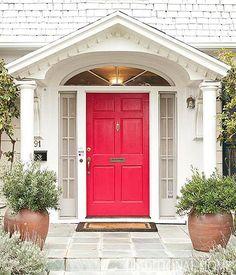Perfect door  color
