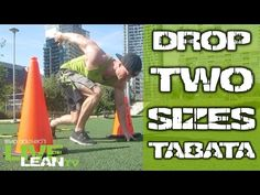 The Tabata Workout To Drop Two Sizes! @TLF_Apparel #TLFApparel - YouTube