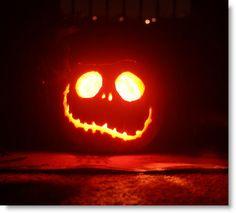 awesome jack o'lantern
