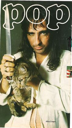 alice cooper and tigerlilly