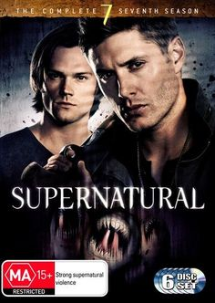 Supernatural - Season 7 Drama, DVD | Sanity