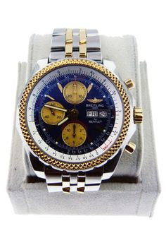 Jewelry Essentials for Men: Breitling for Bentley D13362