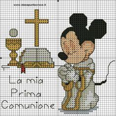 topolino prima comunione punto croce by syra1974.deviantart.com on @DeviantArt