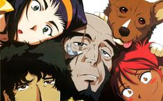 Live-action Cowboy Bebop series on the way