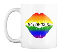 Discover It's Ok To Be Lgbtq Women's T-Shirt from The Human Campaign , a custom product made just for you by Teespring. - Human rights are rights that every human being.