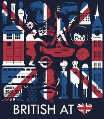 Im really not British at heart but I do love me some Doctor Who, Torchwood, Beatles and Harry Potter!