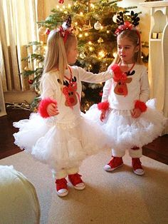 Toddler Christmas Dress - Sizes 2T to 6 years - Little Girls Dress ...