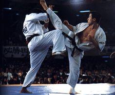 Shokei Matsui #Kyokushin