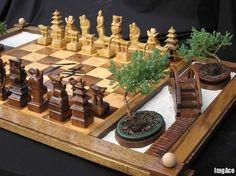 Zen Schachbrett