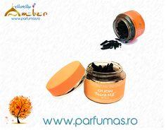 Oud Touch Me Nabeel 60g - Lemn aromat Pret: 53,50 RON www.parfumas.ro Oud Nabeel tese un buchet aromat de lemn de santal, tamaie si amestec al esentei de Oud, mosc, chihlimbar, trandafir... Acesta este un parfum ideal pentru o casa primitoare, folosit la ocazii speciale , chiar si in momentele intime.Femeile il folosesc pentru a da hainelor un parfum exotic persistent.