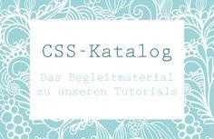 Copy Paste Love: Der CSS-Katalog