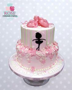 Ballerina cake by Rose