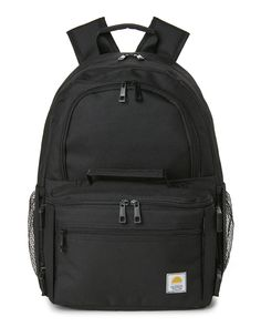 Hudson Tailor HT Classic Backpack & Lunchbox Set