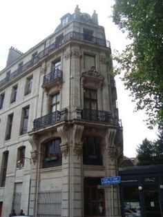 Café 1802... Besançon.