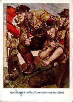 Stade-Auktionen - III. Reich Propaganda, Organisationen, SS