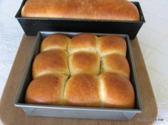 Top Summer Recipes for Sunday – Box Roundup Bread And Pastries, Sunday Recipes, Summer Recipes, Bread Recipes, Cooking Recipes, Portuguese Recipes, Hot Dog Buns, Love Food, Sweet Recipes