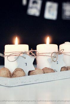 Juldekorationer « Handarbete & Pyssel   Inspiration Handverkarna.se   pyssla pyssla hobby sticka virka sy hantverk papperspyssel brodera smycken sömnad handverk